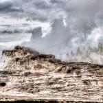 """""""Castelvania"""" Yellowstone, WY"""