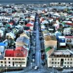 """""""Color Spectrum"""" Reykjavik Iceland"""