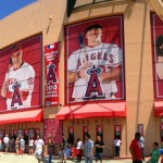 """Angels Ballpark"" Anaheim, CA"